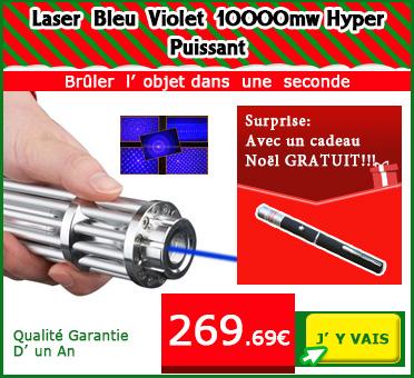 laser 10000mw bleu