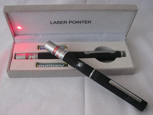200mW Stylo Laser Point Rouge Puissant