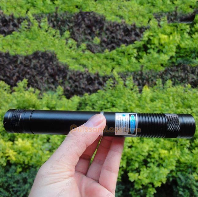 1000mw pointeur laser bleu multifonctionnel