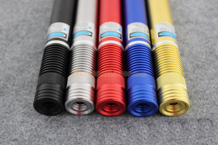 1000mw pointeur laser bleu et apparence noir