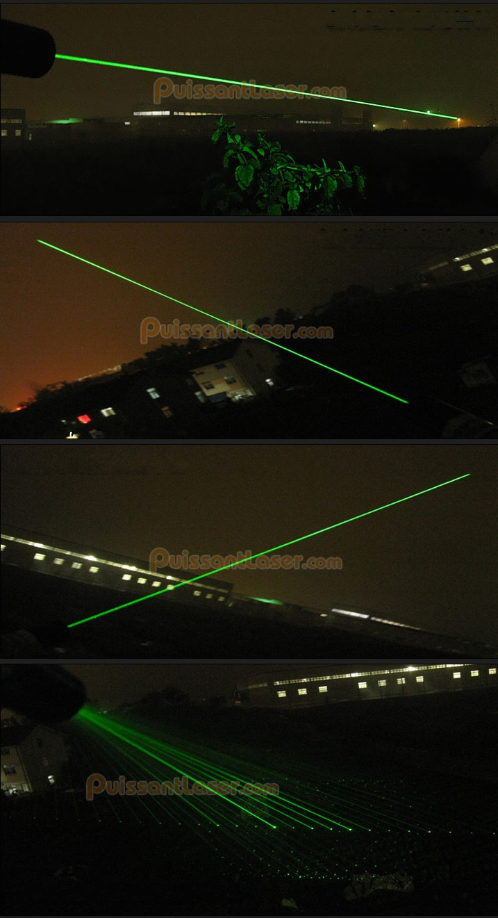 200mw Laser Pointer puissant