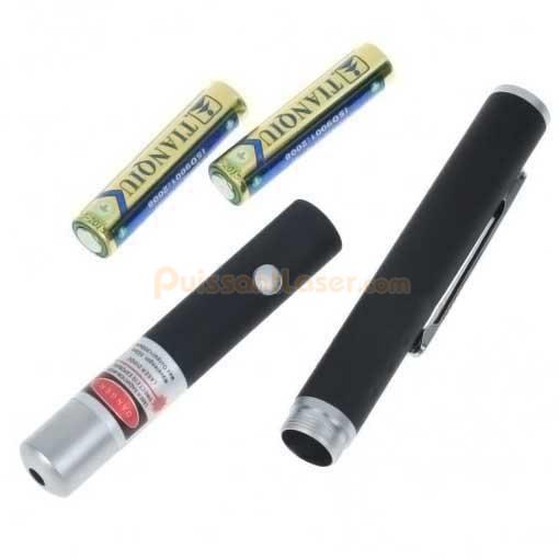 Pointeur laser puissant 500mw for Pointeur laser vert mw