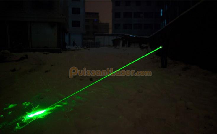 lampe laser vert 3000mw