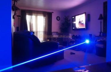 laser bleu violet 200mw