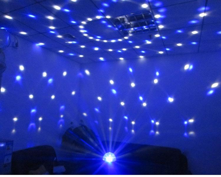 projecteur laser vert rouge bleu violet mini eclairage