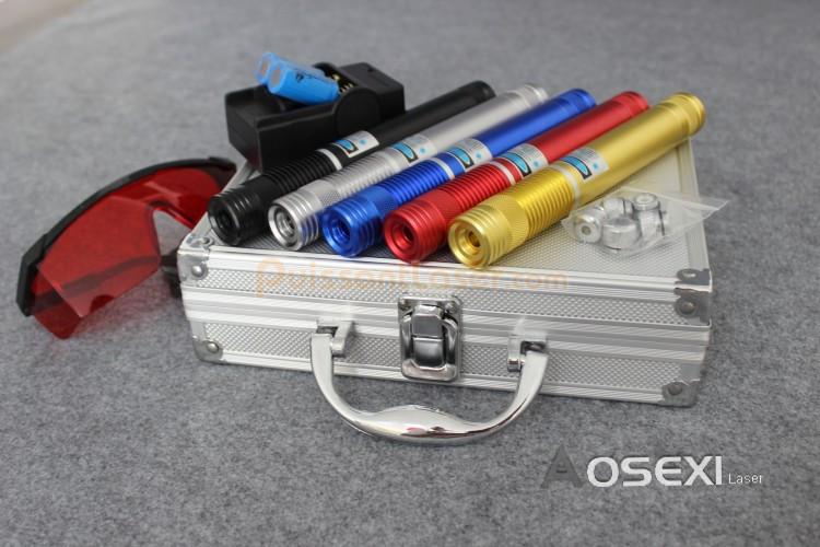 1000mw pointeur laser puissant offrant lunettes