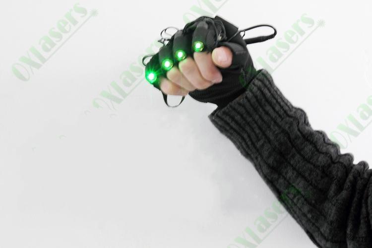 gants laser pour bar