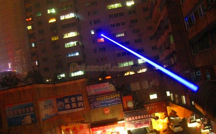 lampe de poche laser bleu 1000mw pas cher